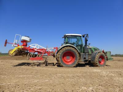 3-balkiger Grubber für die Bodenbearbeitung