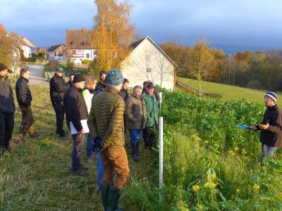 Fachveranstaltung für Landwirte Neualbenreuth
