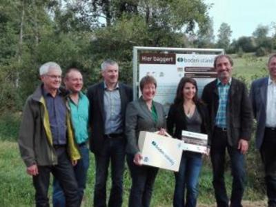 Gruppenbild der Projektbeteiligten