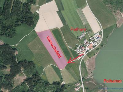 Lageplan Betrieb Linner