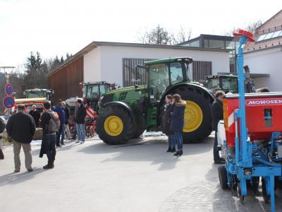 Maschinenausstellung