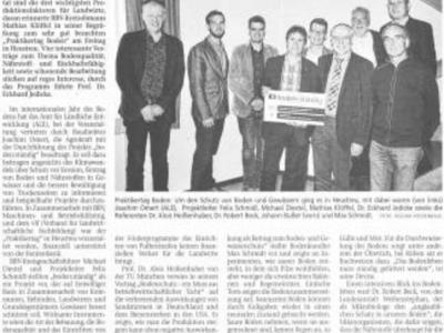 Bericht Rhön-Saale Post 25.06.2015