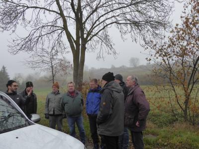 Trotz des dichten Nebels in Eßfeld gibt es unzählige Lichtblicke in den gemeinsamen Gesprächen