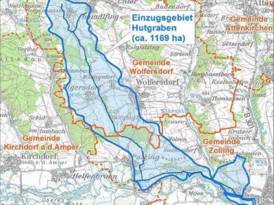 Projektgebiet Hutgraben