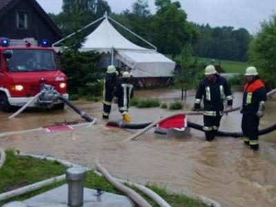 Feuerwehreinsatz 2013
